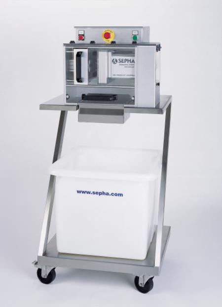 Mini PRESS-OUT UNIVERSAL Deblistering.  To be launched at Pack-Expo Las Vegas